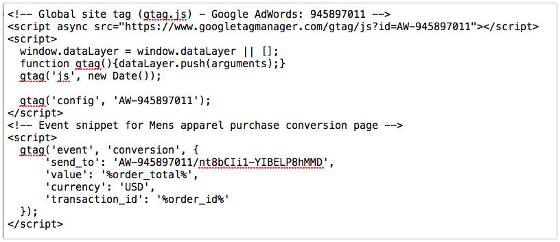 Google AdWords – Ecwid Help Center