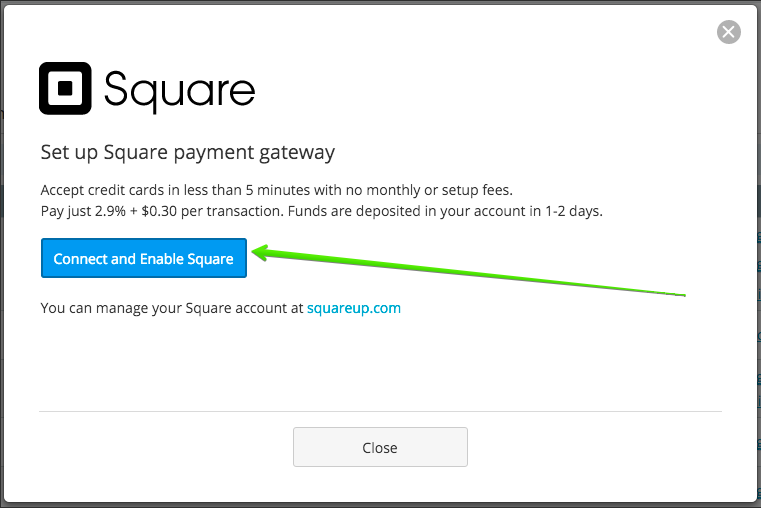 Image result for Square payment gateway