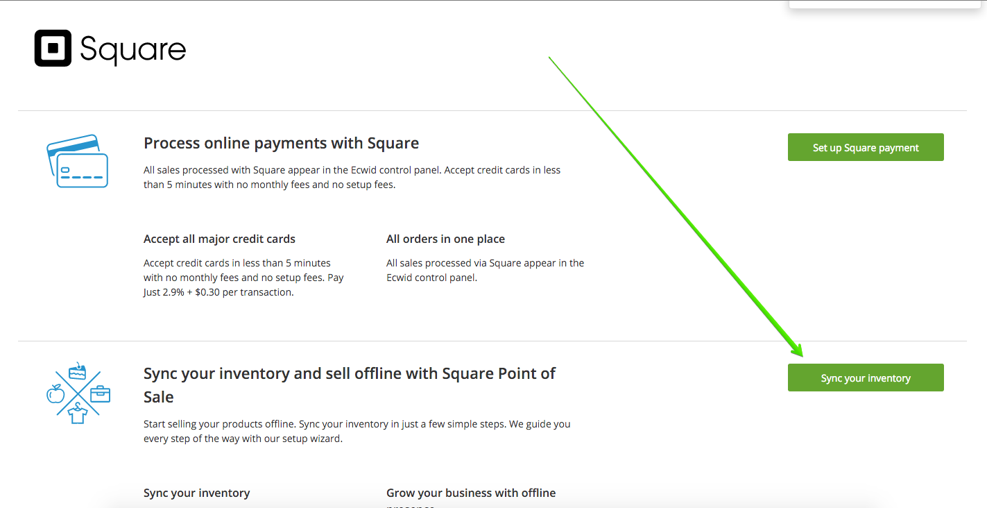 Square Payment Gateway (US, UK, Canada, Australia, Japan) – Ecwid ...